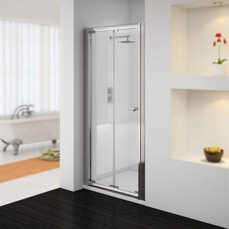 Newark 1850mm Bi Folding Shower Door Various Sizes At
