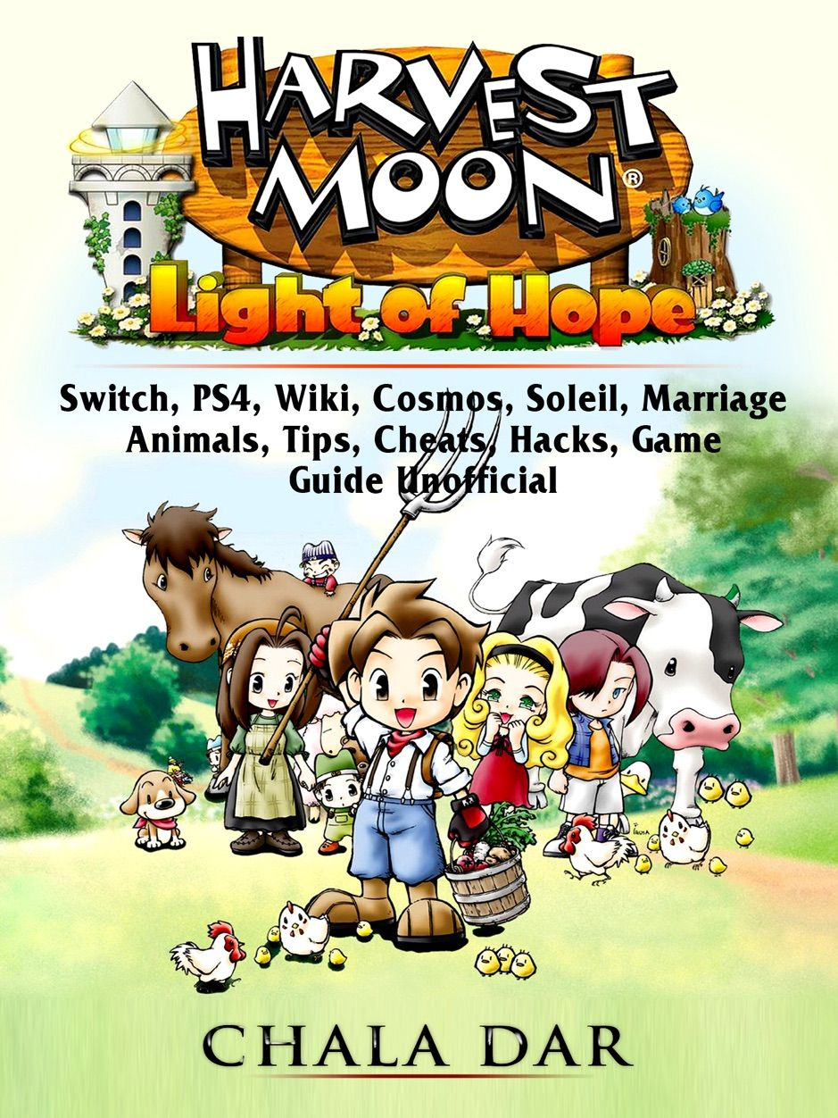 Harvest Moon Light of Hope, Switch, PS4, Wiki, Cosmos