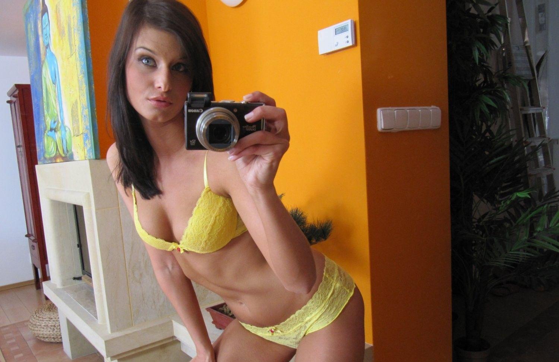 Nackt-Selfies