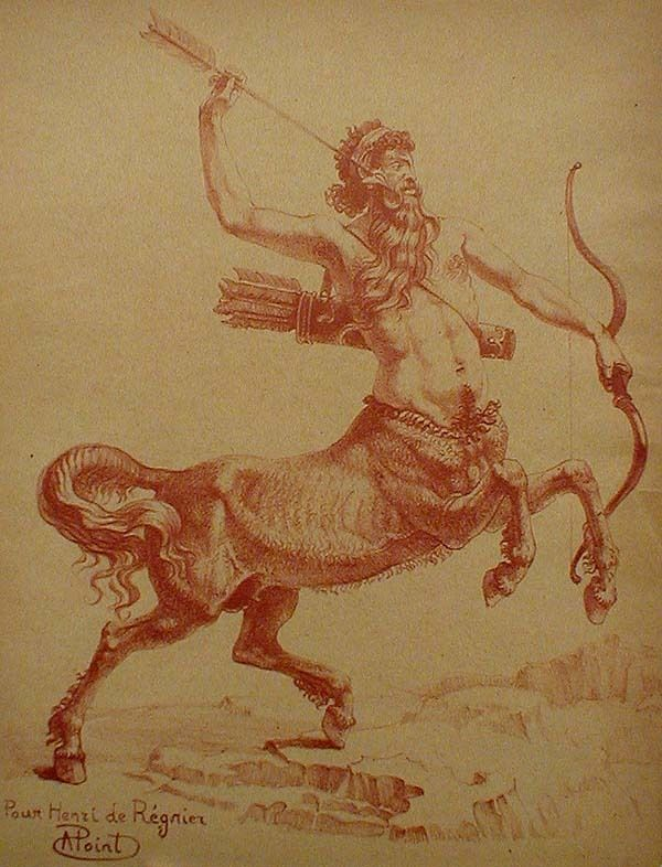 Image result for chiron centaur