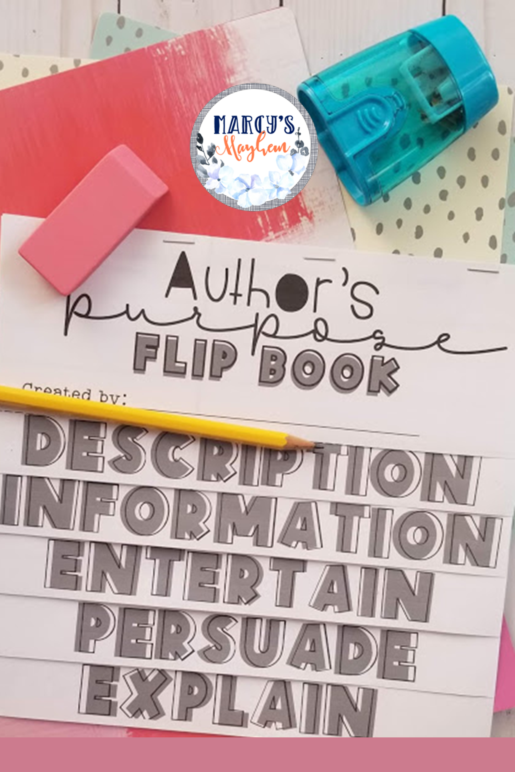 hight resolution of Author's Purpose Worksheets - Activity for 4th grade \u0026 5th Grade   Authors  purpose activities