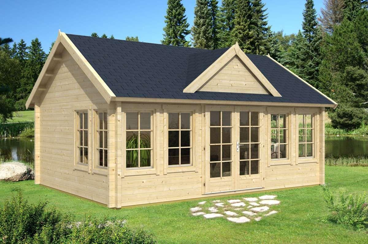 Gartenhaus Modell ClockhouseXL Gartenhaus, Haus und