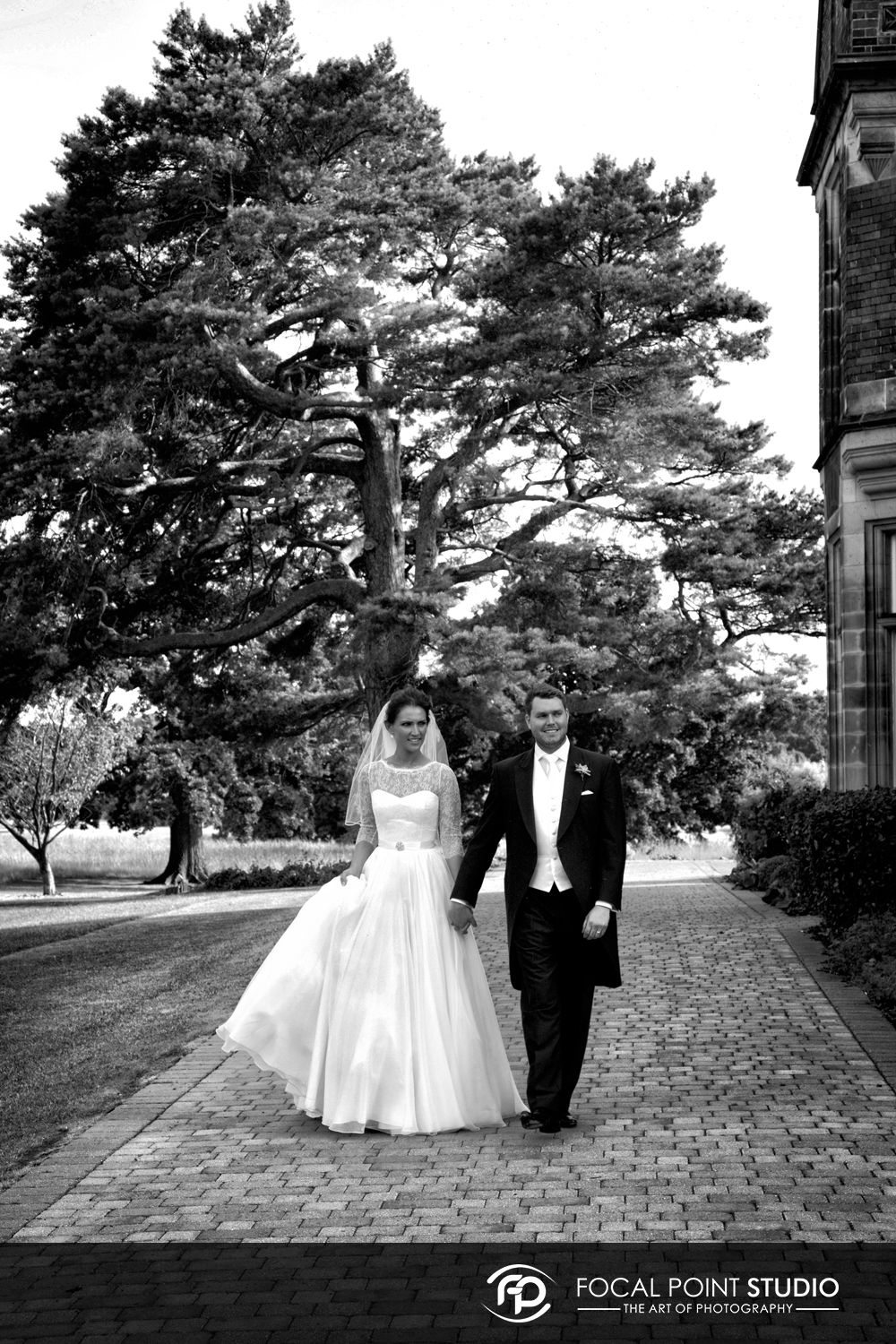 Focal Point Photography Rockliffe Hall wedding venue