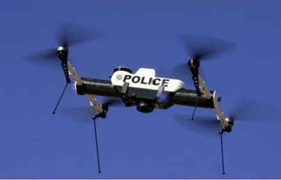 PROOF THAT DOMESTIC DRONES ARE IN THE SKIES WATCHING US CITIZENS [VIDEO] - Secrets of the Fed