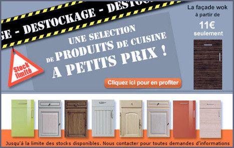 étonnant meuble de cuisine en kit pas cher Décoration française