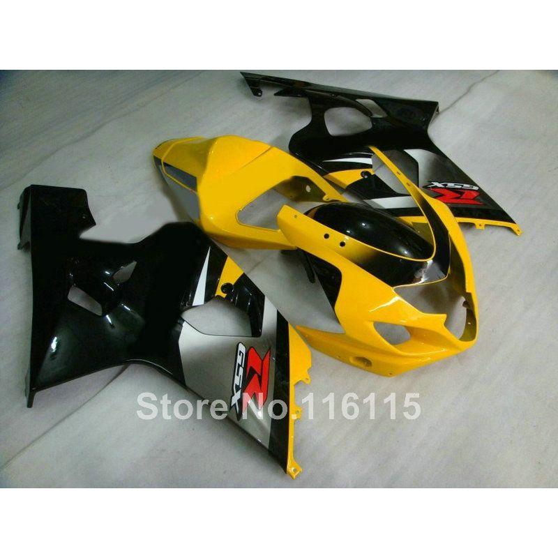 Motorcycle parts for SUZUKI GSXR600 GSXR750 K4 2004 2005