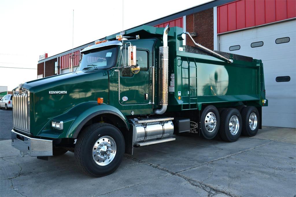 KENWORTH TRUCK DUMP | Dump trucks, Kenworth trucks, Big trucks Kenworth Dump Trucks Pics