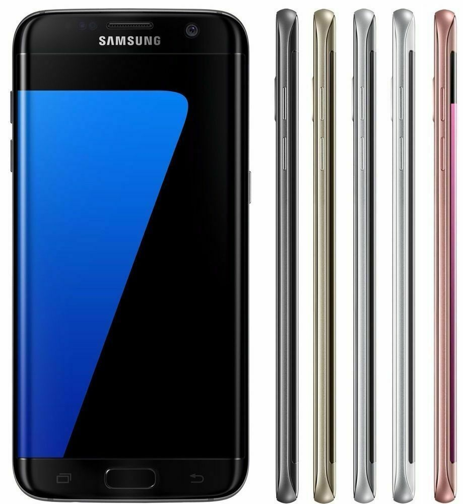 Cell Phones And Smartphones 9355 New Samsung Galaxy S7 Edge G935a Gsm Unlocked Atandt T Mobile Metro Buy It Now Only 244 95 On Ebay With Images Samsung Galaxy S7 Edge