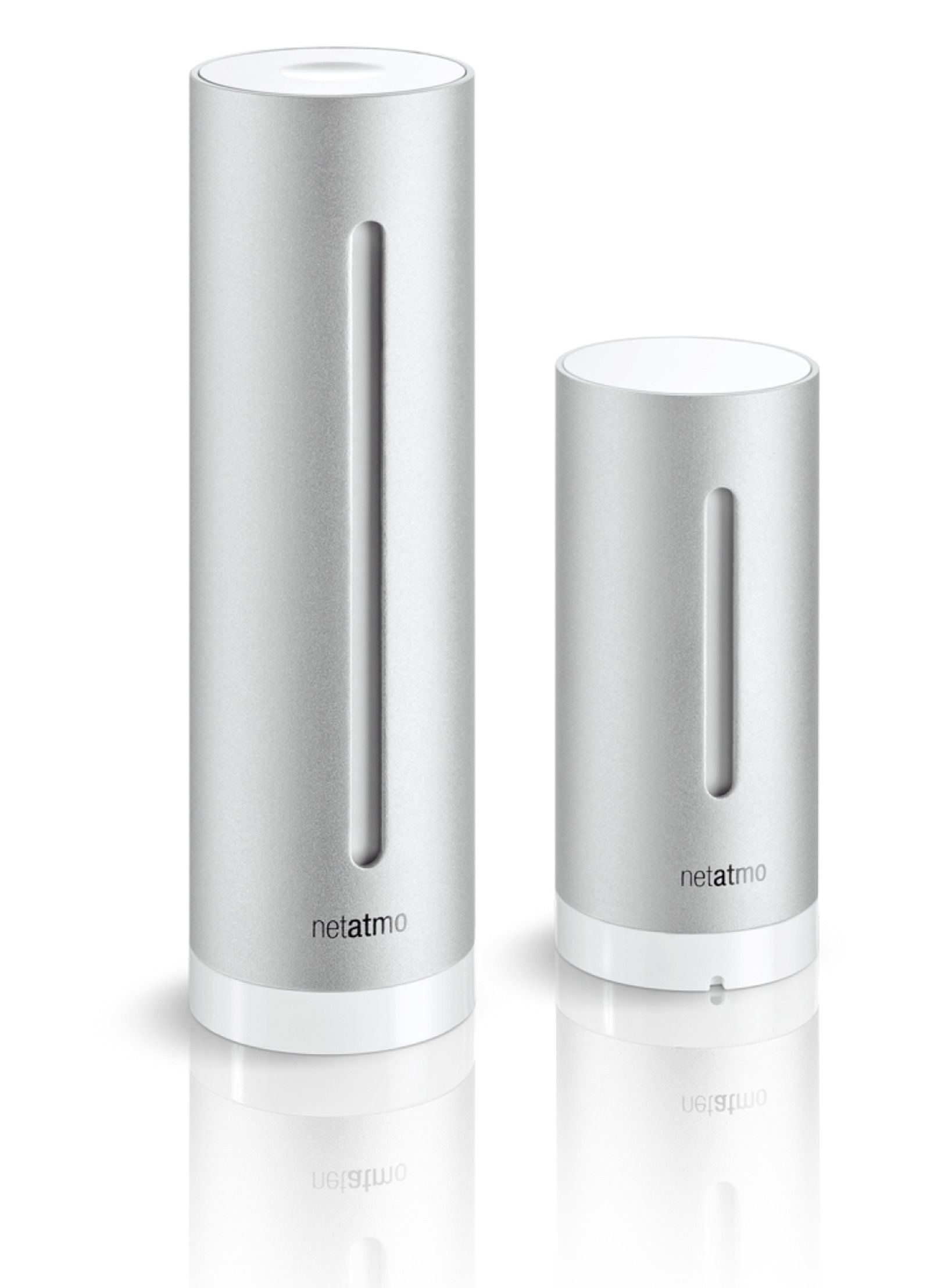 Netatmo personal indoor & outdoor weather station