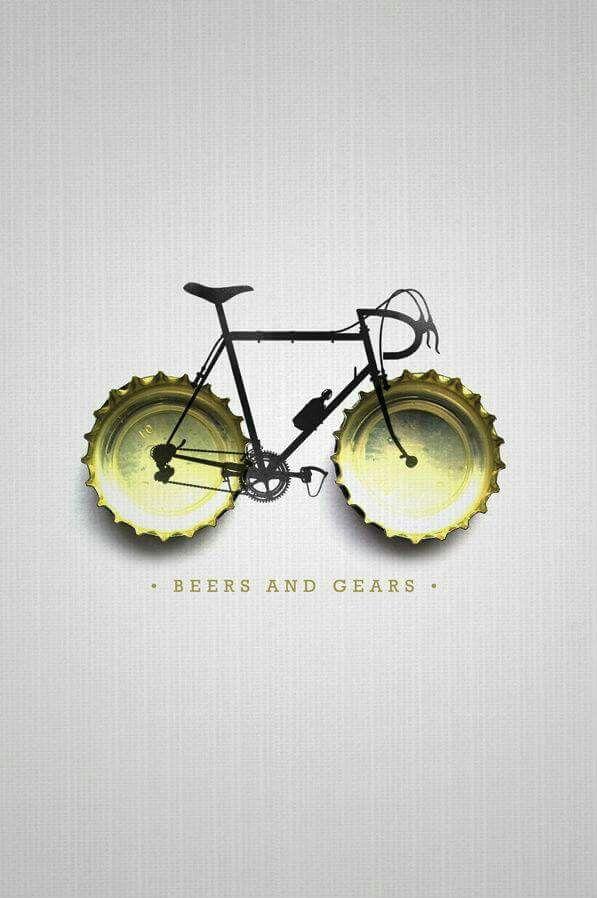 Corcholatas Arte Bicicleta Bicicletas Pedalear