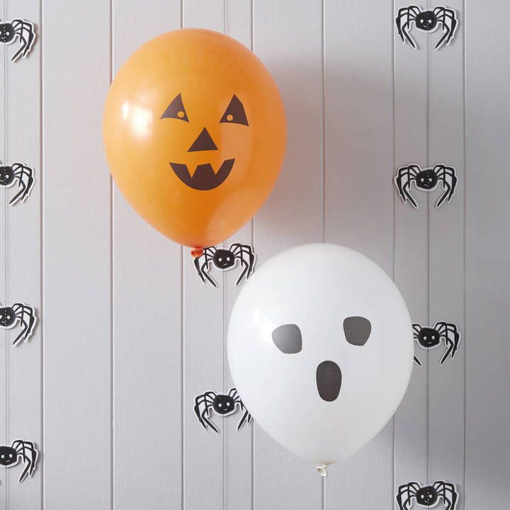 Cute Halloween balloons Halloween Ideas Pinterest Halloween - homemade halloween decorations kids