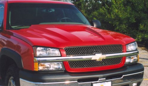 0305 Chevy Silverado 0304 HD 0306 Avalanche wo Cladding Ram