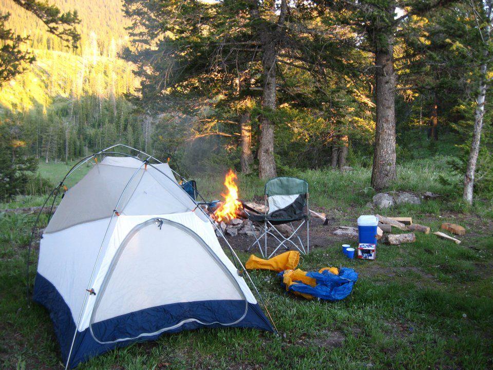 Camping ~ Jackson Hole, WY | Camping jackson hole ...