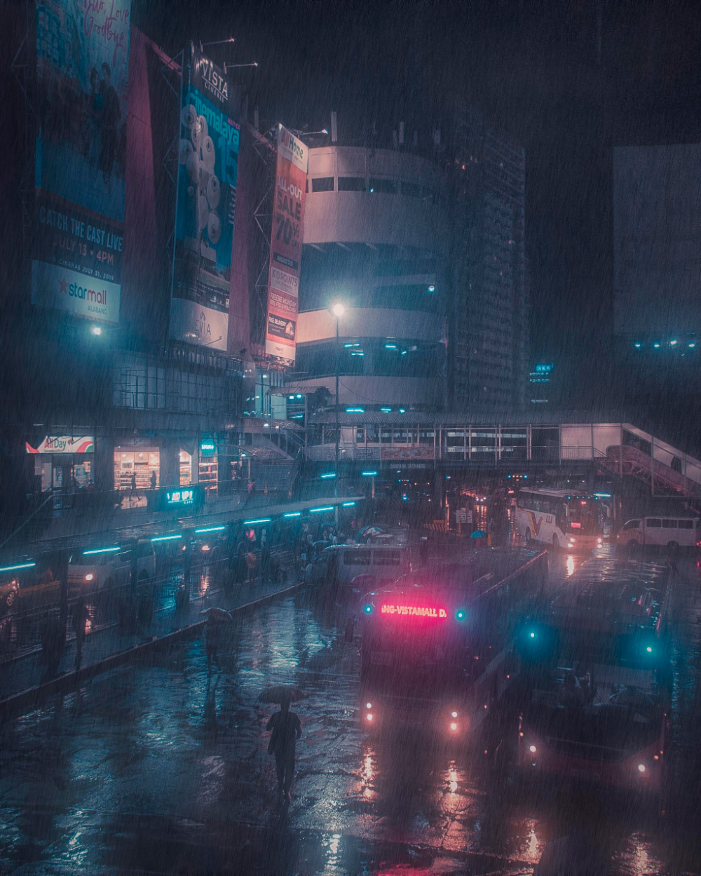 Reddit The Front Page Of The Internet Cyberpunk City Cyberpunk Aesthetic Futuristic City