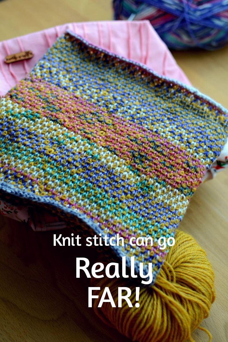 Best Use Of Sock Yarn Is Knitting Socks
