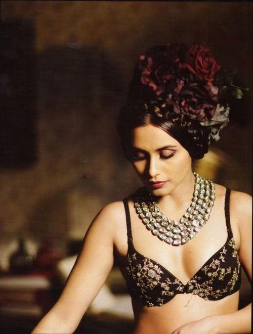 Rani Mukherjee is so cute