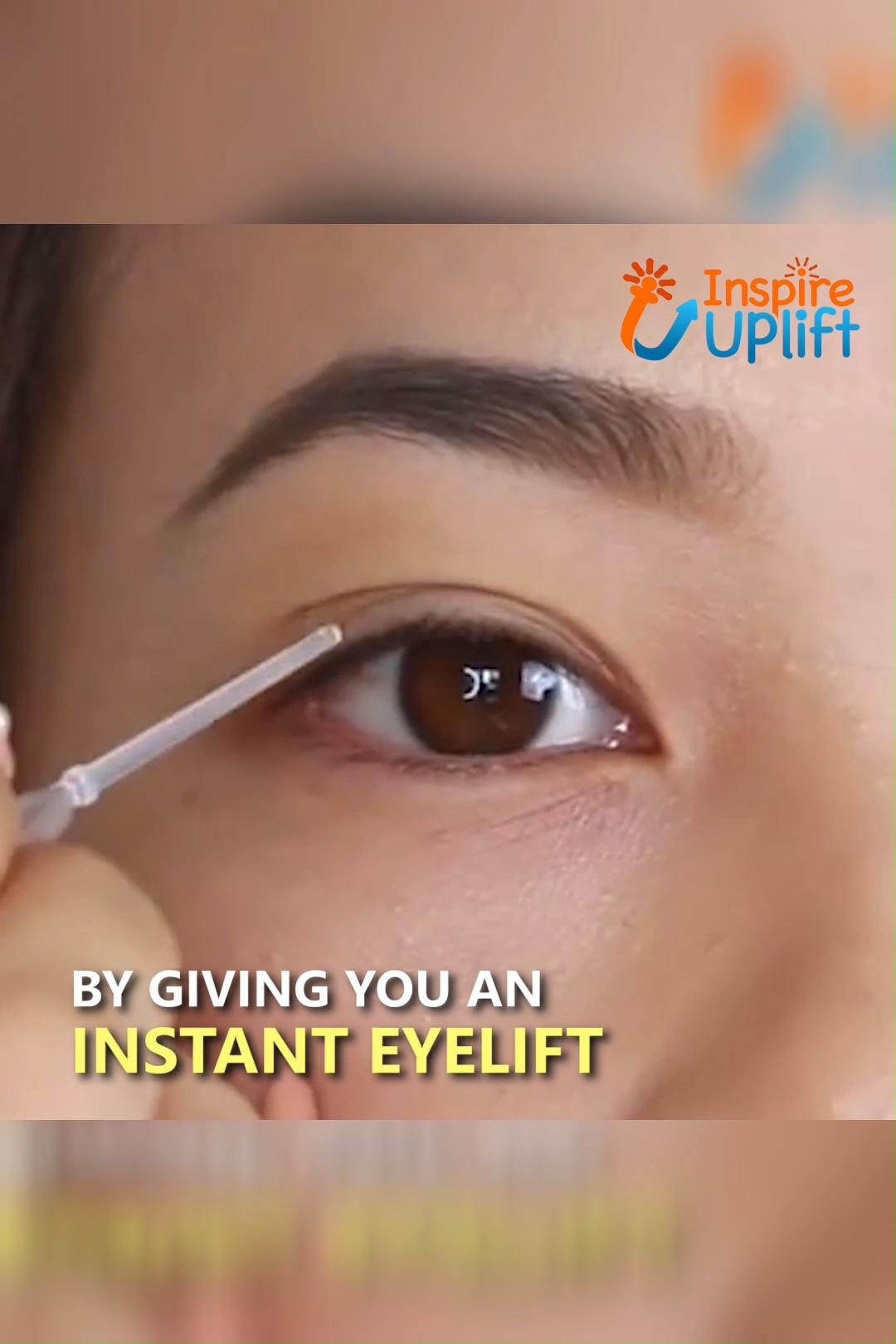 Anti-Aging Eyelid Tape - ⭐⭐⭐⭐⭐ (5/5) #eyeshaveit