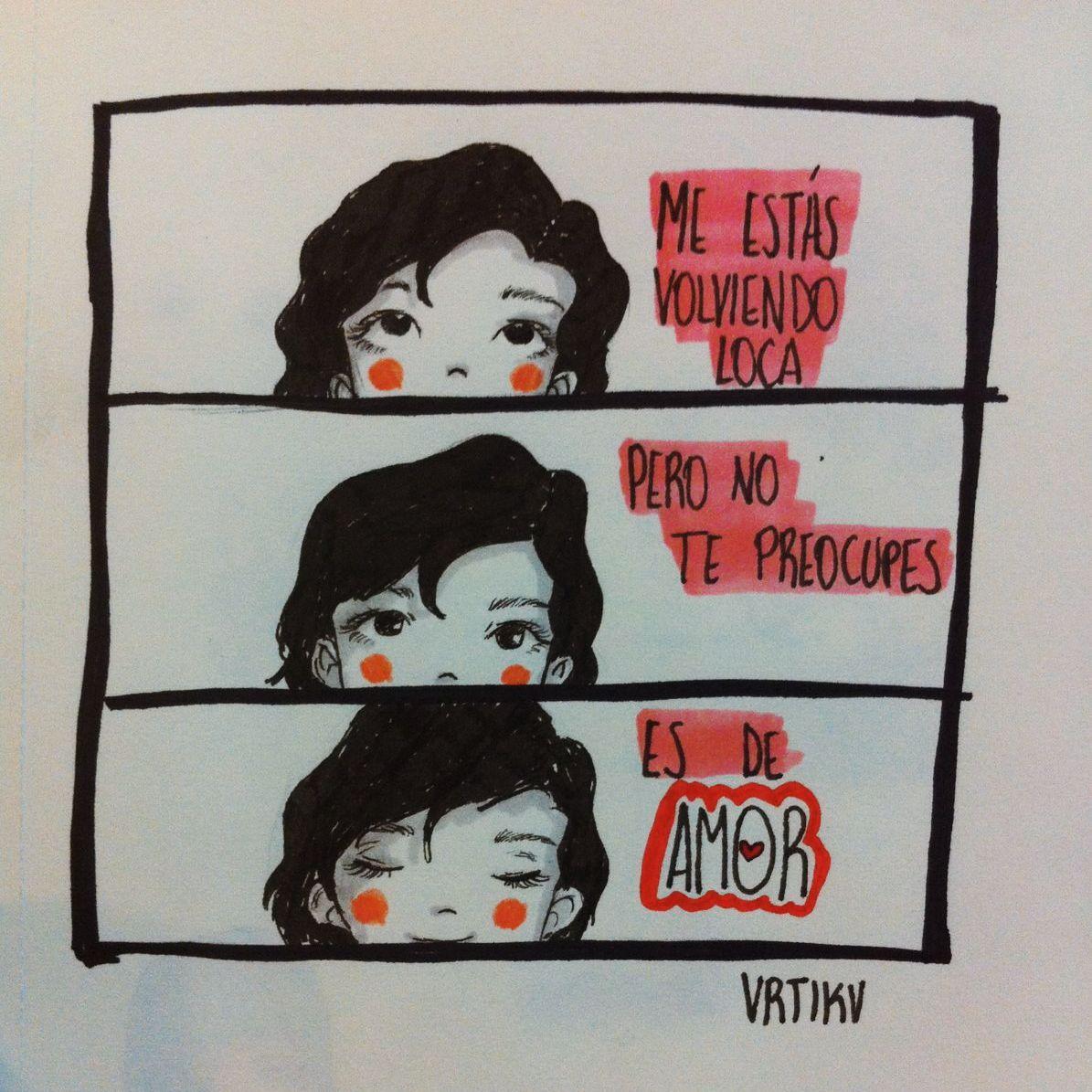 Loca De Amor Pinteres