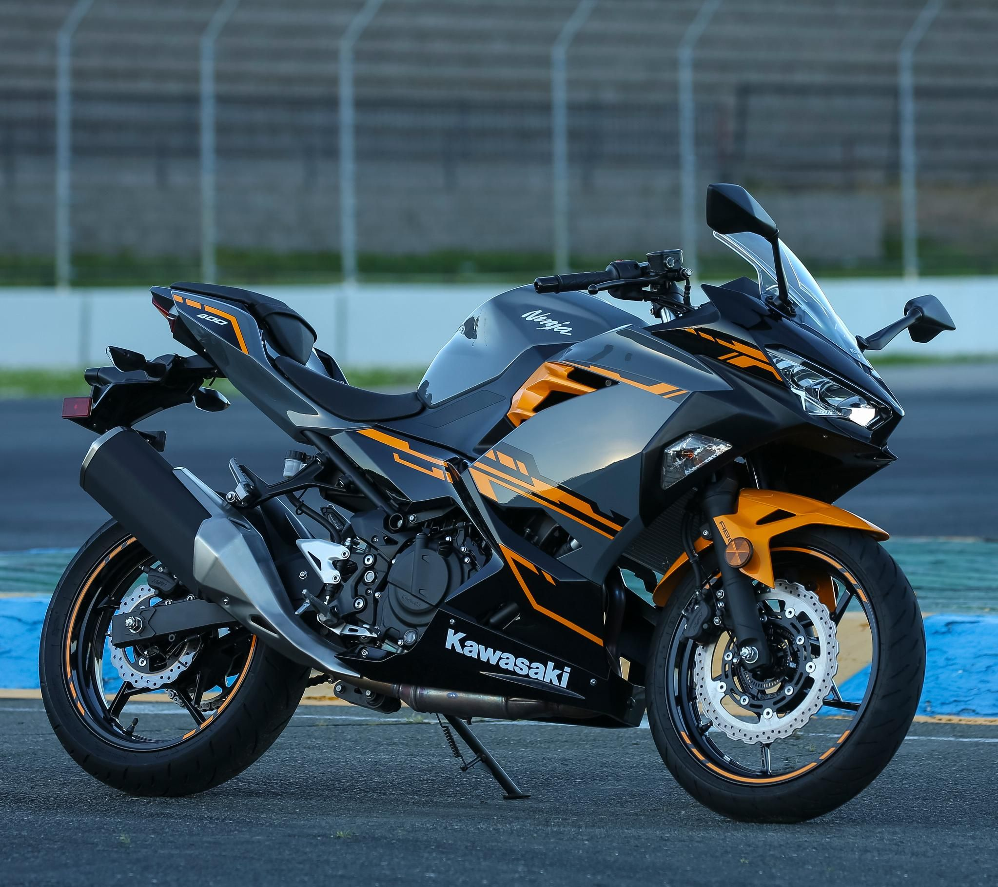 Top Speed Motor Kawasaki Ninja 300