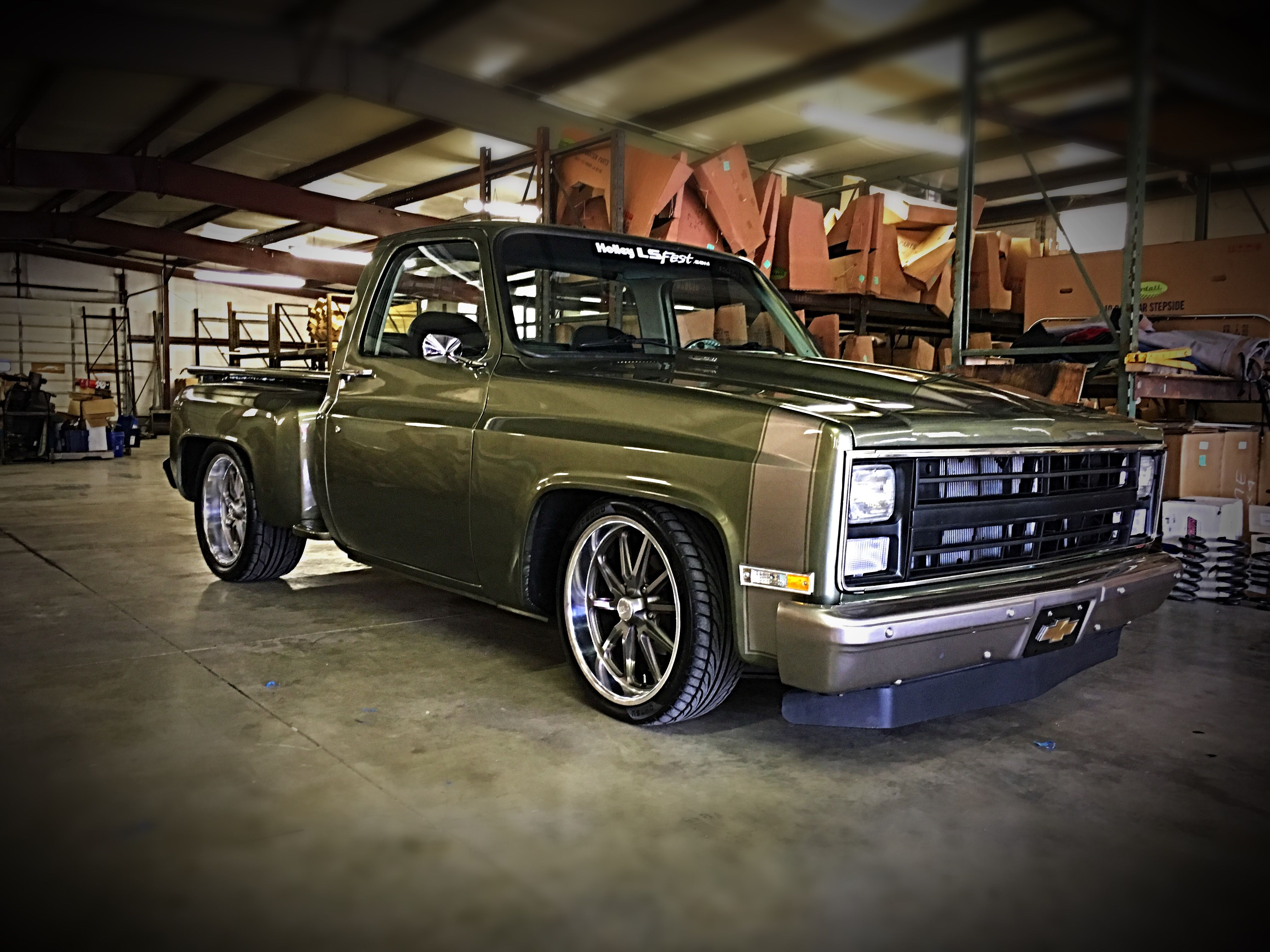 S10 Square Body C10 - Year of Clean Water