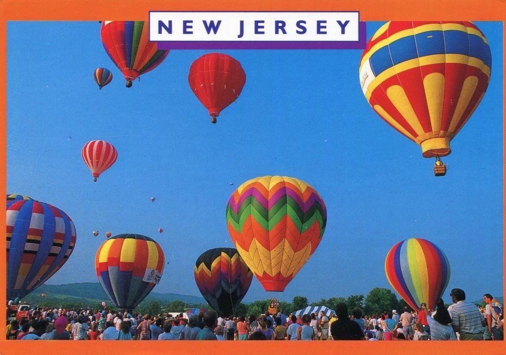 READINGTON NJ ? QUICK CHECK BALLOON FESTIVAL ? NEW JERSEY