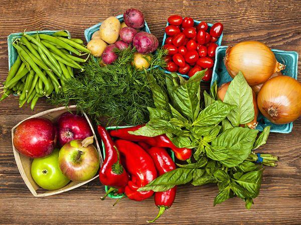 Las mejores frutas y verduras para el embarazo