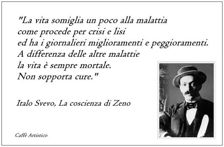 La Coscienza Di Zeno Frasi