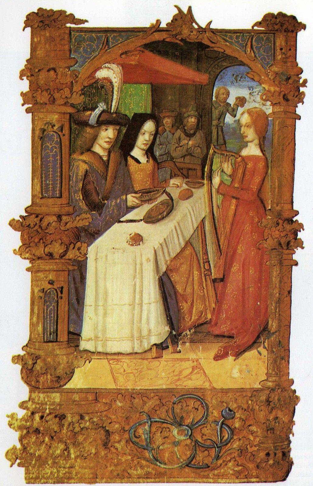 Afficher l'image d'origine | Femme artiste, Artiste, Moyen age