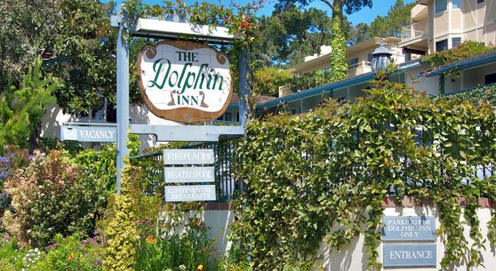 Dolphin Inn Guest for wedding at Chateau