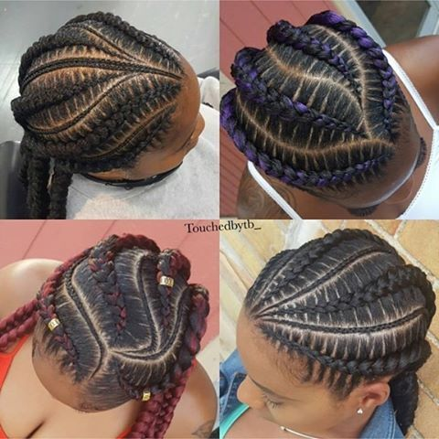 Plain Or Colored They Still Lit Goingthrewoldphotos Touchedbytb Clevelandbraider Cleve Feed In Braids Hairstyles Kids Hairstyles Common Hair Problems