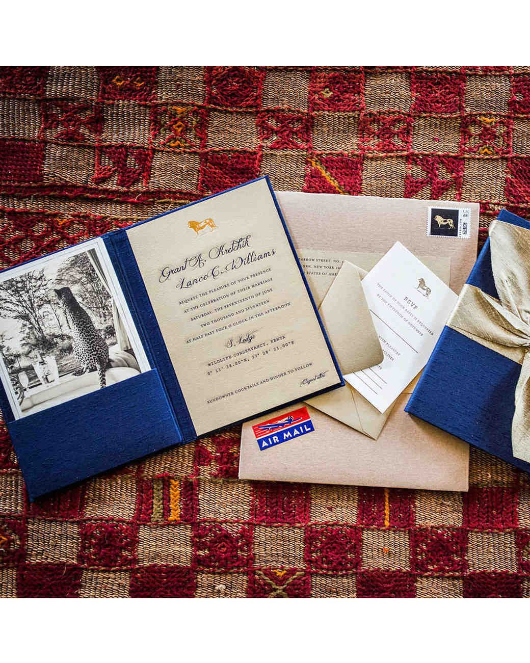 29 Ideas for Unique Wedding Invitations | Unique wedding invitation ...