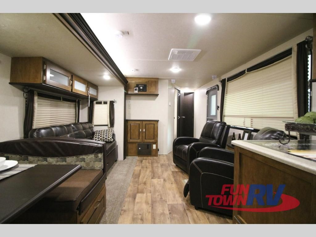 New 2017 Forest River Rv Wildwood 27rkss Travel Trailer At Fun