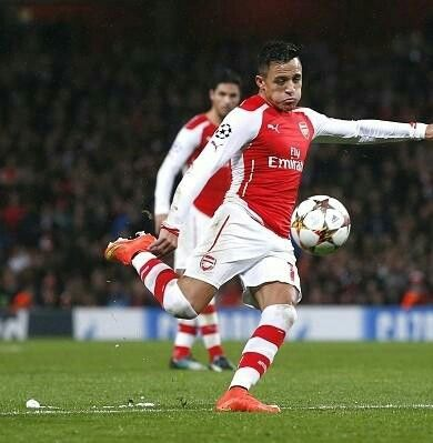 Alexis with another great game