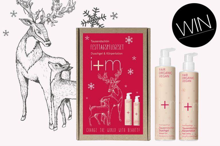 I M Naturkosmetik Wir Verlosen 3 Tausendschon Geschenksets Naturkosmetik Vegane Kosmetik Kosmetik