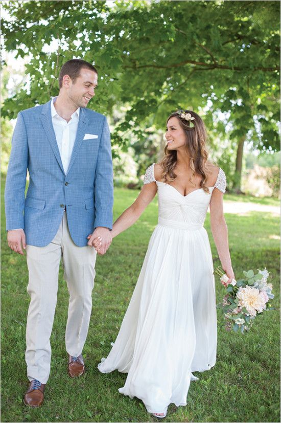 Charming Country Chic Wedding | Country chic, Chic wedding and Wedding