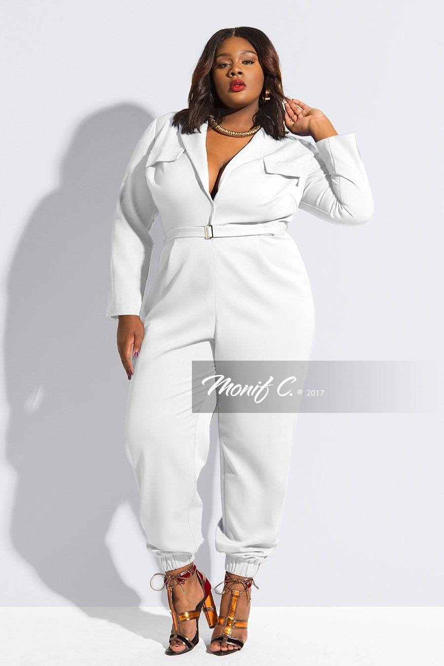 Samiyah Designer Plus Size Clothing Jumpsuits For Women Plus Size Fashion