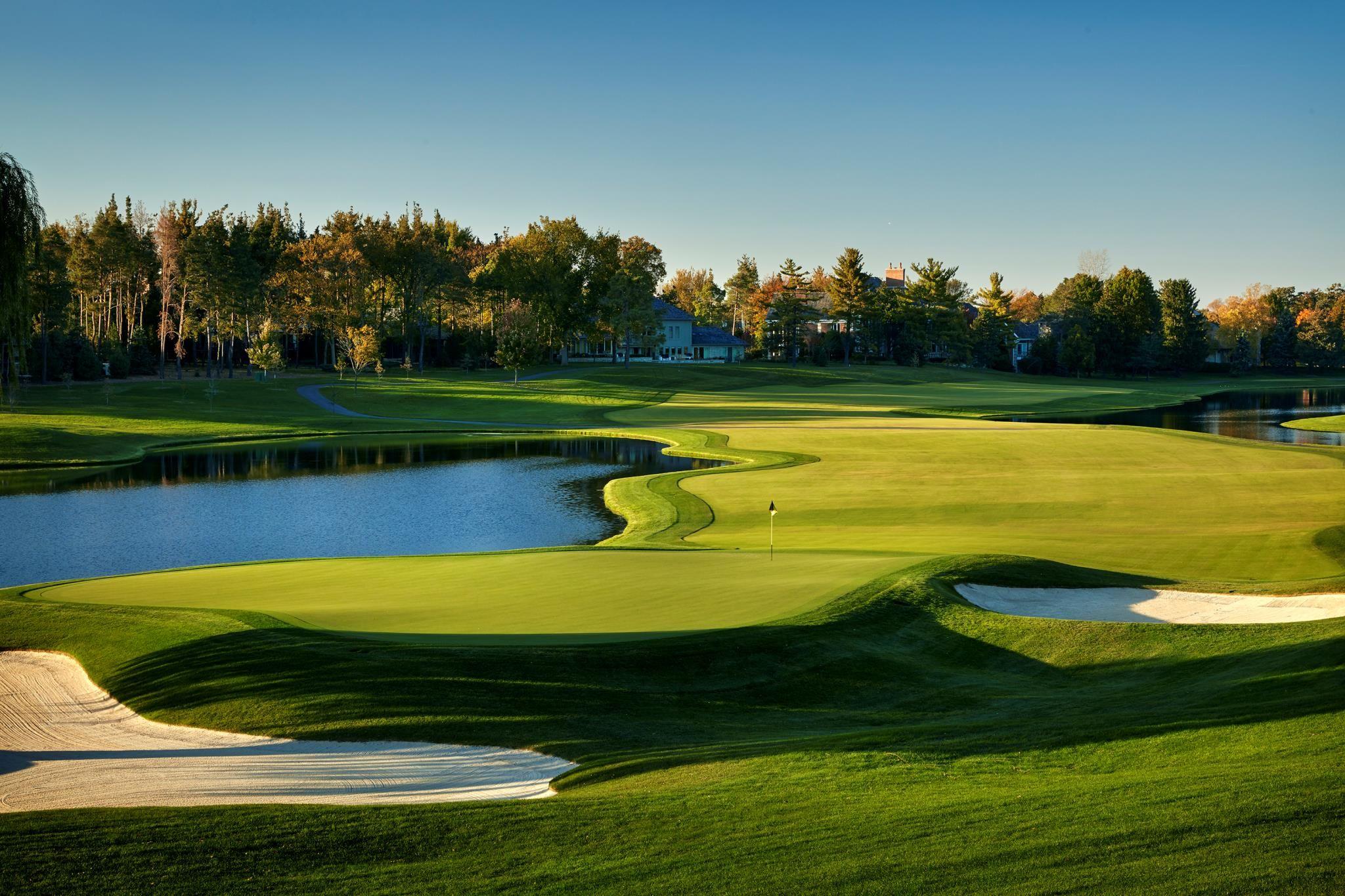 Golf digest has listed wynstone golf club as one of the
