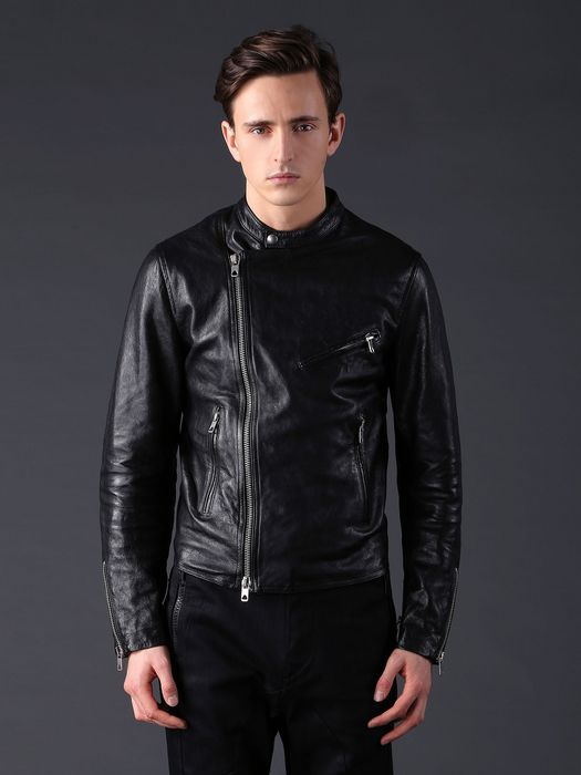 Leather guy !