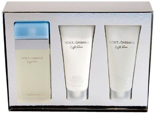 D Amp G Dolce Amp Gabbana Light Blue Eau De Toilette 100ml Gift