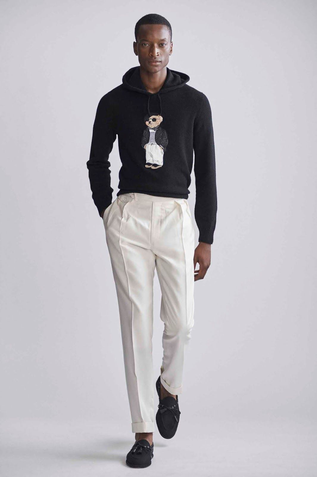 90cfb2d09cb Male Fashion Trends  Ralph Lauren Purple Label Spring-Summer 2019 Collection