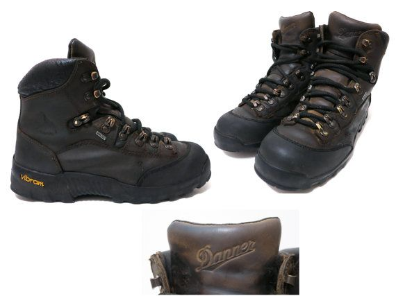 Vintage Danner Hiking Boots Expedition Mountain by