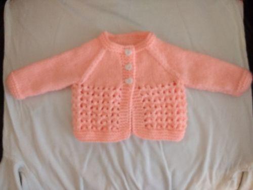 Ravelry: Melika Baby Cardigan Jacket pattern by marianna mel | oMG ...