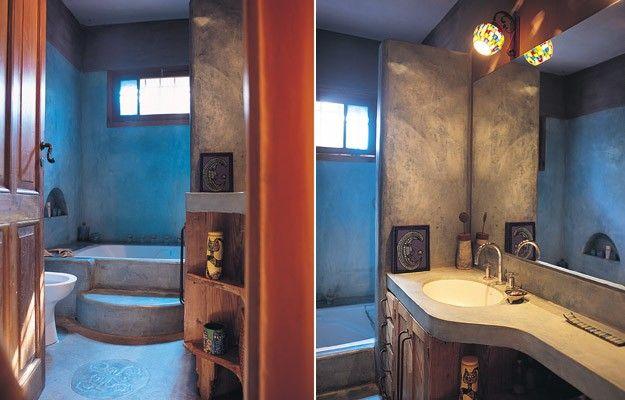 una casa con estilo mexicano decoracion dise o ba os