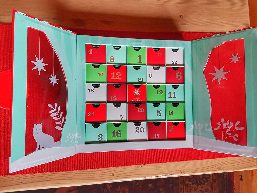 24daysoftea Aka David S Tea Advent Calendar Tea Advent Calendar Davids Tea Calendar