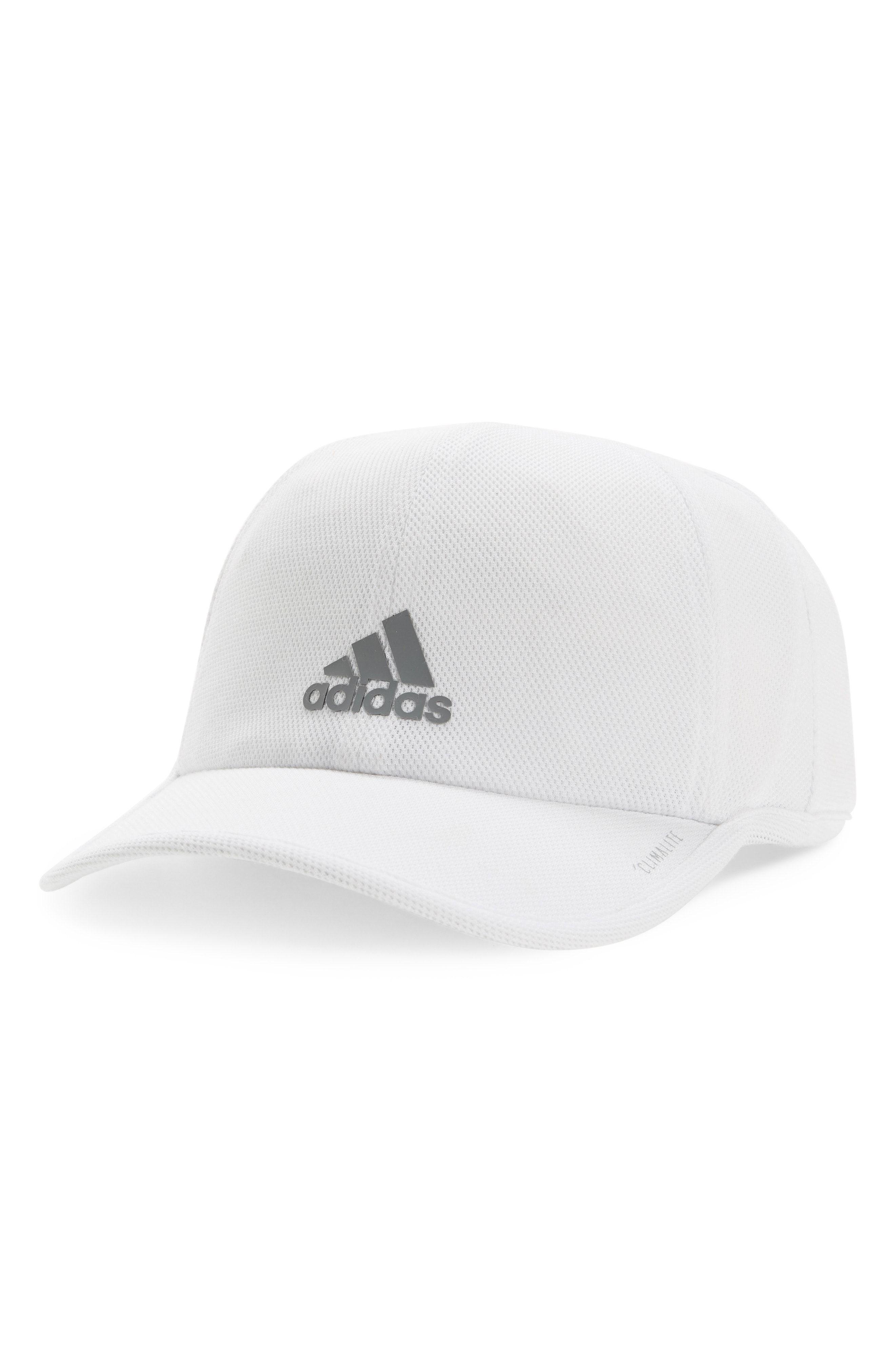 e108cf9f192 ADIDAS ORIGINALS ADIDAS ORIGINAL SUPERLITE PRO II BASEBALL CAP - WHITE.   adidasoriginals