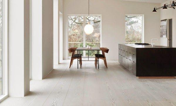 15 cocinas increíbles con suelos de listones de madera · 15 amazing ...