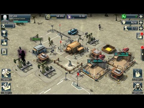 Call Of Duty Heroes Android And Ios Rts Real Time Strategy Hd