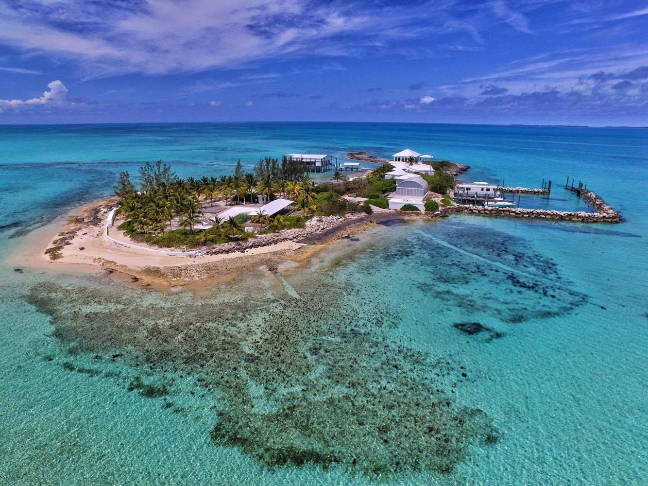 Lobster Island - Eleuthera, Bahamas , Caribbean - Private