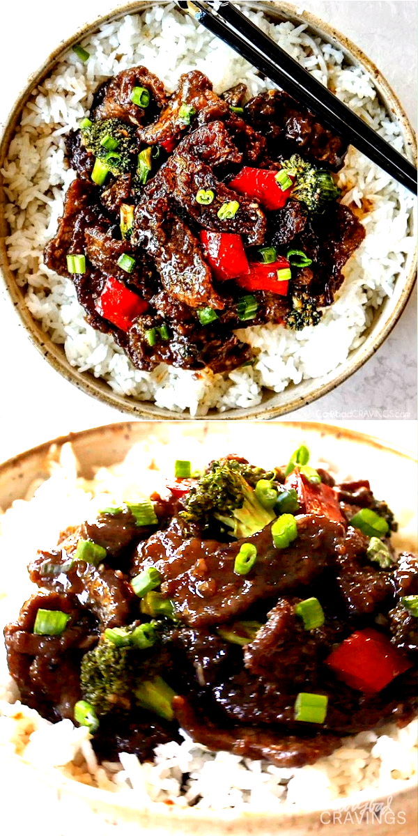 Account Suspended Easy Crispy  Mongolian Beef Reci