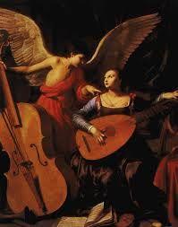 Resultado de imagem para Painters angels caravaggio